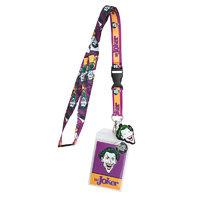 DC Comics: Joker - Character Logo Lanyard