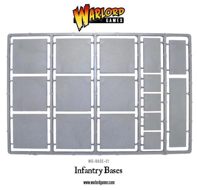 Infantry Bases Sprue