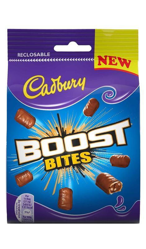 Cadbury: Boost Bites (108g)