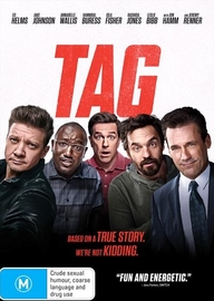 Tag on DVD