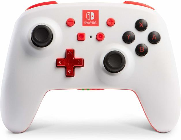 Nintendo Switch Wireless Controller - White for Switch
