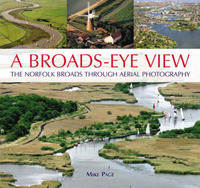 A Broads-eye View: The Norfolk Broads Through Ariel Photography by Mike Page image