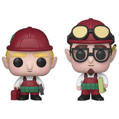 Peppermint Lane: Randy & Rob Pop! Vinyl Figure 2-Pack