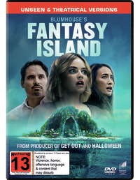 Fantasy Island on DVD image