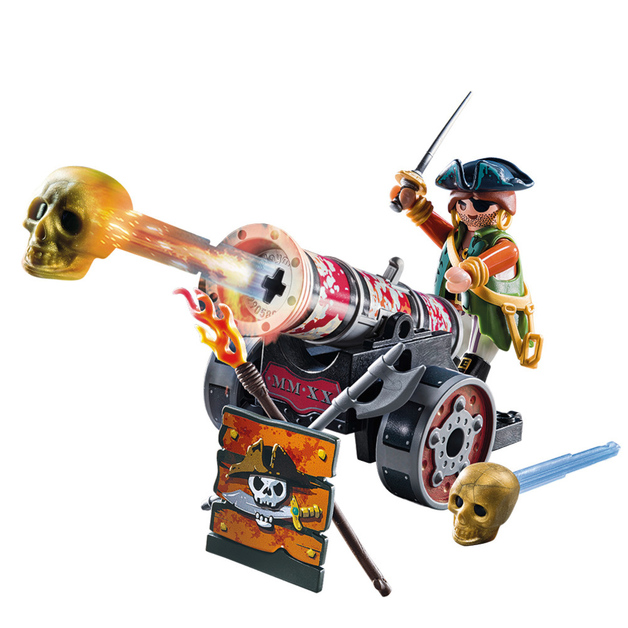 Playmobil: Pirate with Cannon