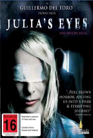 Julia's Eyes on DVD