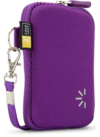 Case Logic Compact Camera Case (Purple)