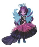 My Little Pony Equestria Girls - Super Fashion Doll - Twilight Sparkle