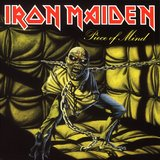 Piece of Mind (LP) by Iron Maiden