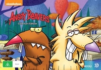 Angry Beavers Collector's Edition (10 Disc Set) on DVD