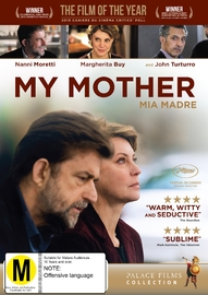 My Mother (Mia Madre) on DVD image