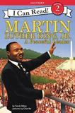 Martin Luther King, Jr.: A Peaceful Leader by Sarah Albee