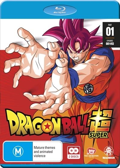 Dragon Ball Super: Part 1 (Eps 1-13) on Blu-ray image