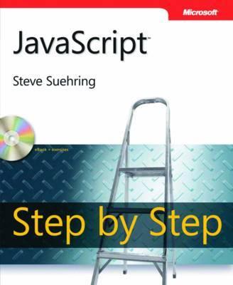 JavaScript Step by Step by Steve Suehring image