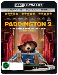 Paddington 2 on UHD Blu-ray