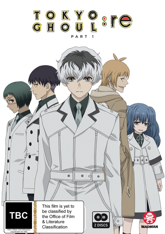 Anime at Mighty Ape Australia