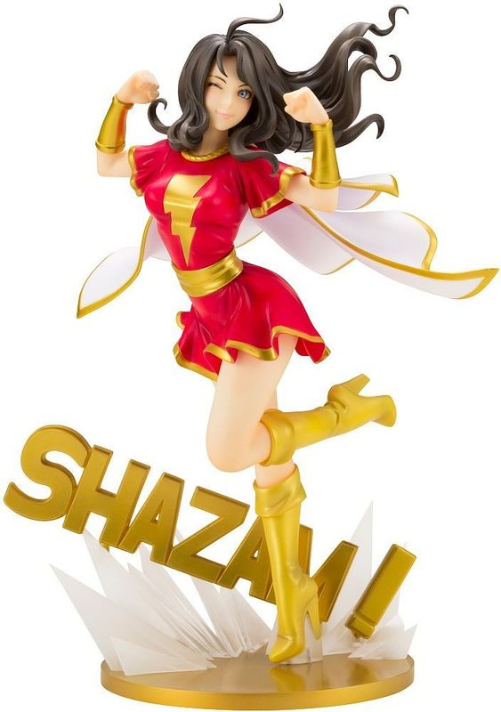 DC Comics Bishoujo: 1/7 Mary (Shazam! Family) - PVC Figure