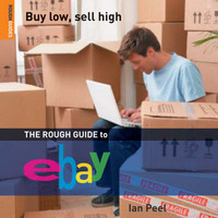 The Rough Guide to eBay by Ian Peel image