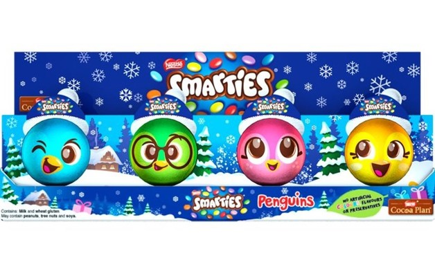 Nestle Smarties Iconic Penguin (74g)
