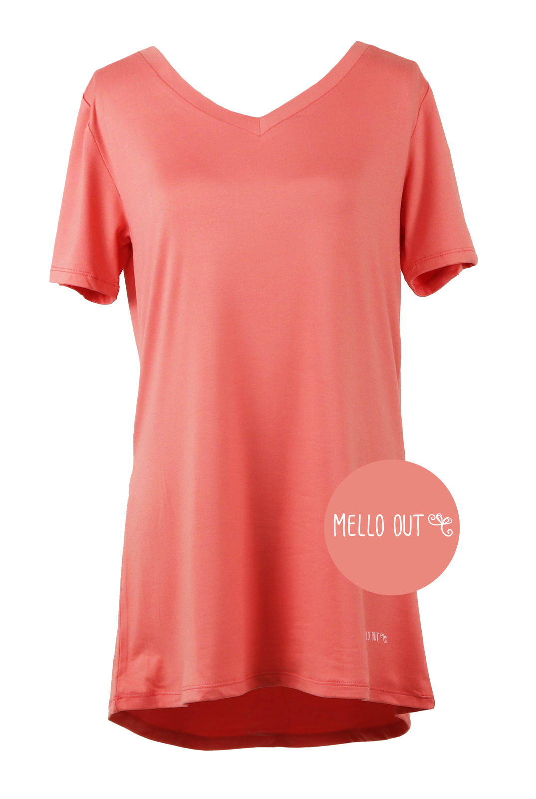 Hello Mello: Mello Out Dream Tee - Extra Large image