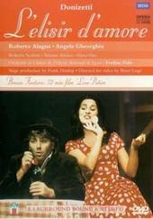 Gheorghiu/Alagna - Donizetti: L'elisir d'amore on DVD