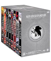 Neon Genesis Evangelion Collection on DVD