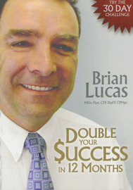 Double Your Success in 12 Months by Brian Lucas image