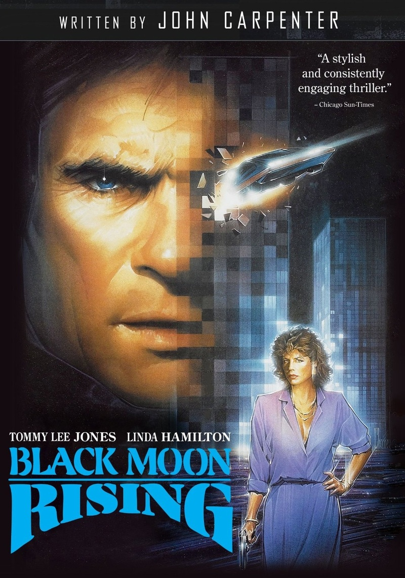 Black Moon Rising on DVD image