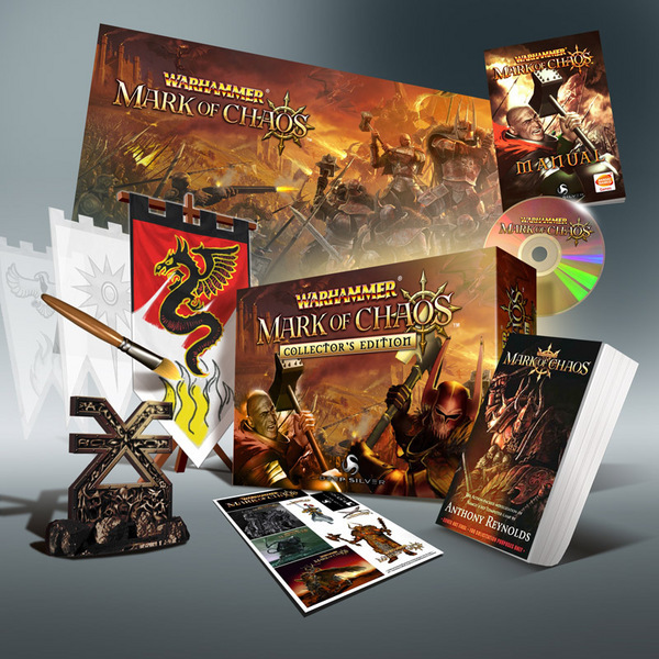 Warhammer: Mark of Chaos Collector's Edition for PC Games