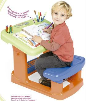 Chicos My First Drawing Board With Seat