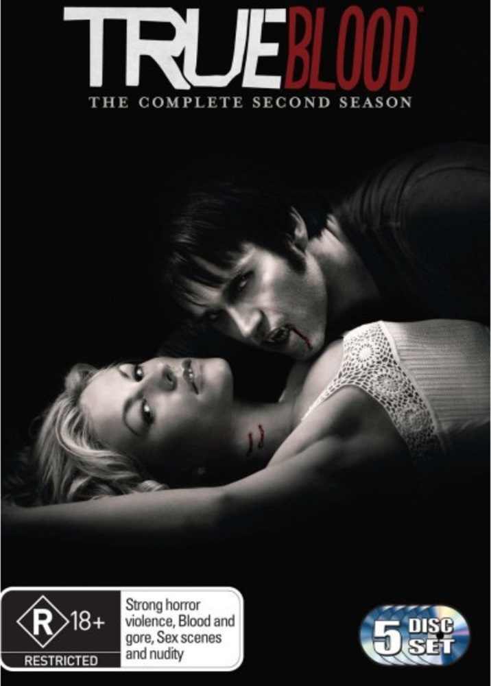 True Blood - The Complete 2nd Season on DVD image