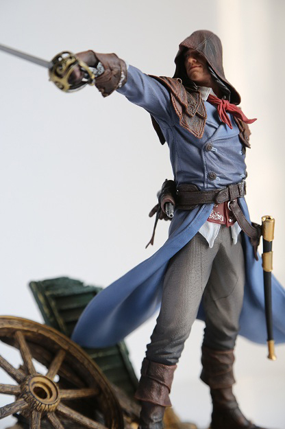 Assassin S Creed Unity Arno 9 Vinyl Statue At Mighty Ape Nz