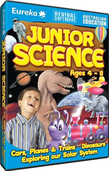 Junior Science (age 4-8) for PC