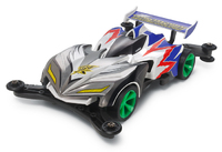 Tamiya Mini 4WD Z Wing-Magnum (AR Chassis)