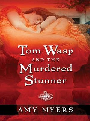 Tom Wasp and the Murdered Stunner by Amy Myers image