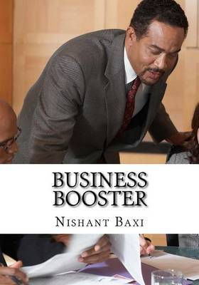 Business Booster by MR Nishant K Baxi image
