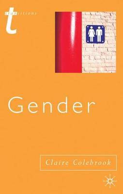 Gender by Claire Colebrook
