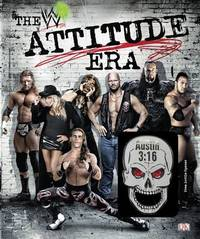 WWE The Attitude Era by Jon Robinson
