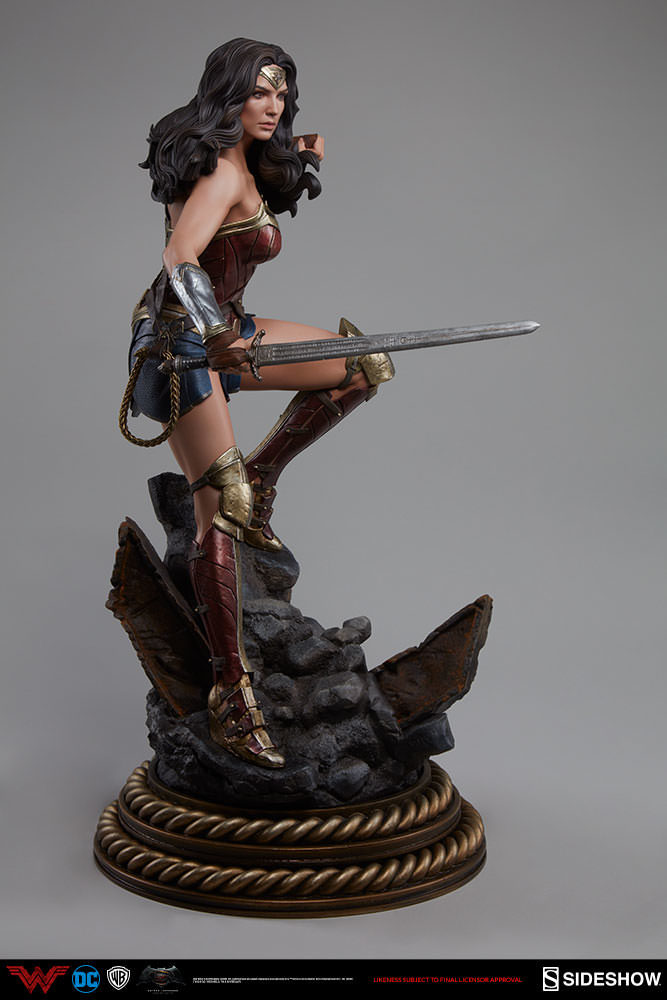 "Batman v Superman: Wonder Woman - 20"" Premium Format Figure image"