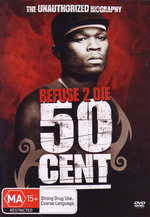 50 Cent: Refuse To Die on DVD