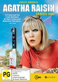 Agatha Raisin - Series One on DVD