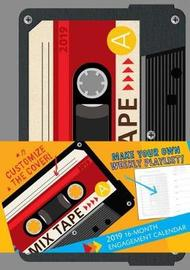 Mix Tape 2018-2019 Executive Engagement Calendar by Universe Publishing