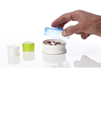 GoTubb Easy Open Canisters - Small (Set of 3) image