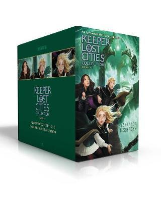 Keeper of the Lost Cities Collection Books 1-5 by Shannon Messenger image
