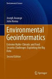 Environmental Geoinformatics by Joseph Awange