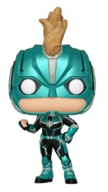 Captain Marvel - Vers (Masked) Pop! Vinyl Figure