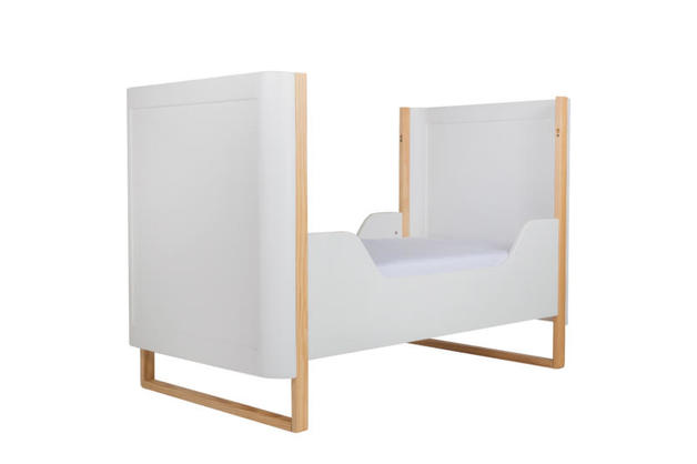 Cariboo: Milford Toddler Bed - Conversion