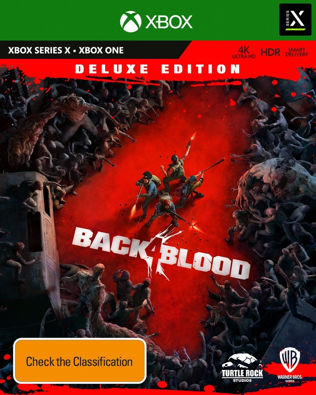 Back 4 Blood Deluxe Edition for Xbox Series X