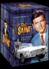 Saint, The - Collection 2 (6 Disc Box Set) on DVD