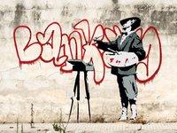 Urban Art Graffiti: 1,000 Piece Puzzle - Graffiti Painter / Velasquez